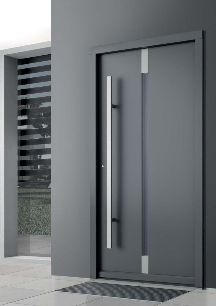 Eingangstüren modern  Wir öffnen Ihnen alle Türen - Fensterpartner Malek