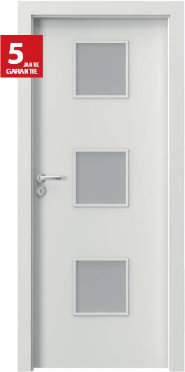 Porta FIT C-3, weiß