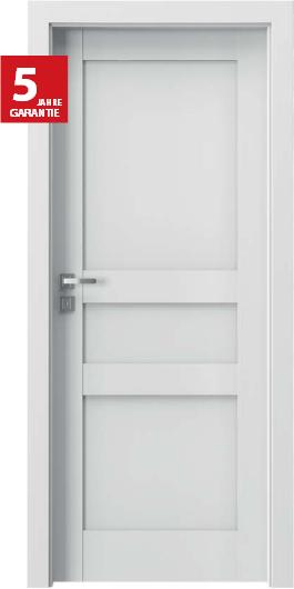 Porta GRANDE 0, Elfenbein (RAL 9010)