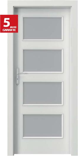 Porta NOVA 5-5, weiß
