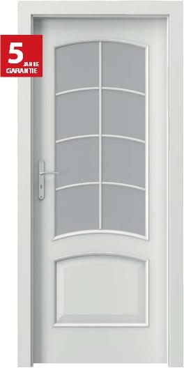 Porta NOVA 6-4, weiß