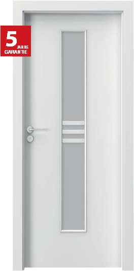 Porta STYLE, weiß