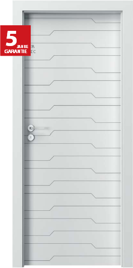 Porta VECTOR, weiß